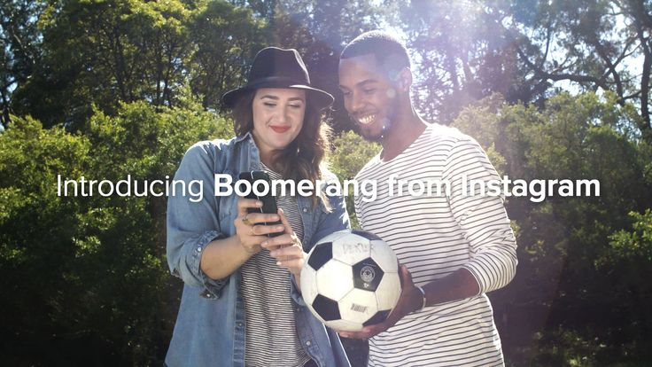 Introducing Boomerang from Instagram
