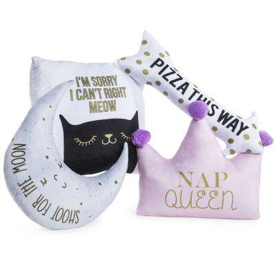 sayings plush pillow | Five Below