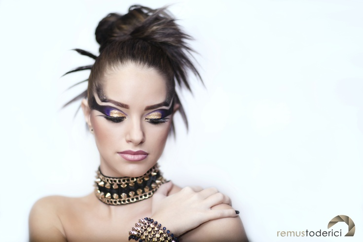 make-up beauty photo sesion