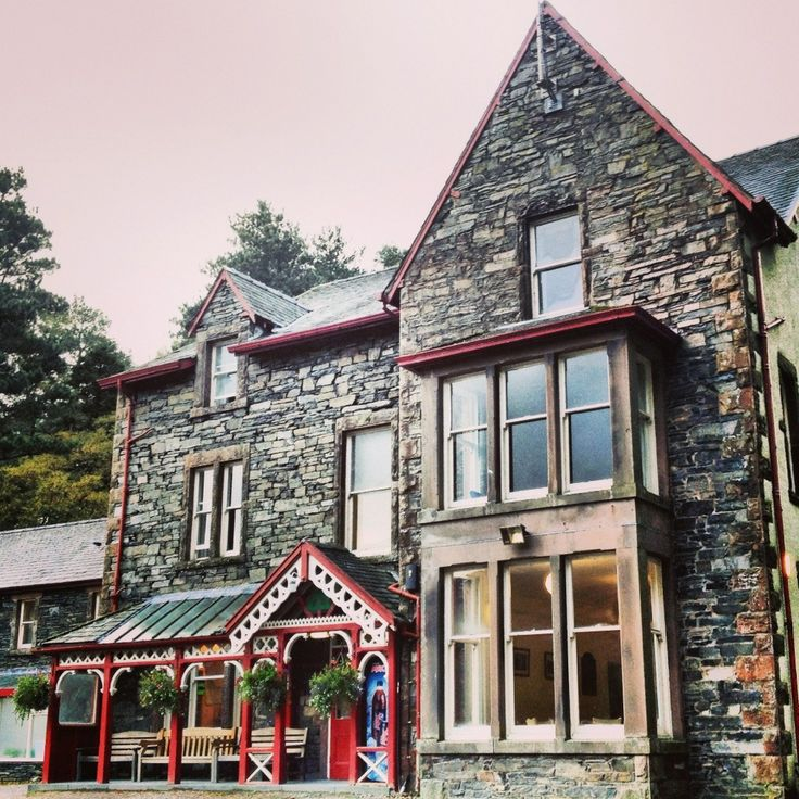 Family Accommodation At The Buttermere YHA, Family Hostel Stay