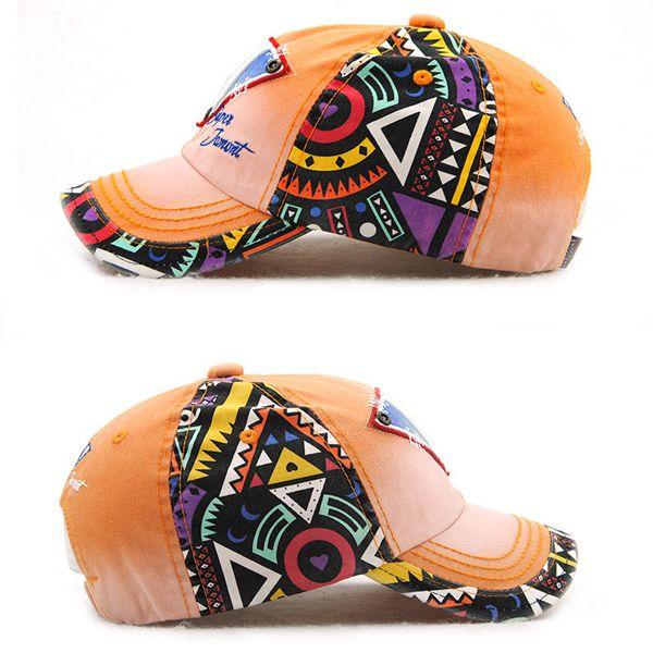 Kids Boys Girls Cotton Letter Embroidery Baseball Hat Cute Outdoor Sports Sunscreen Cap