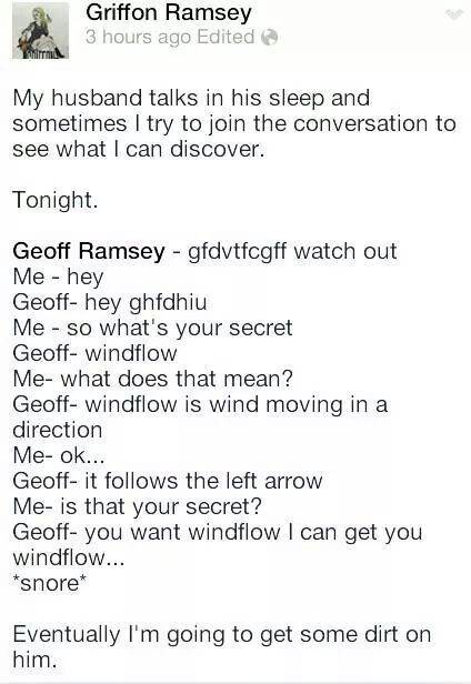Rooster Teeth >> Griffon Ramsey and Geoff Ramsey