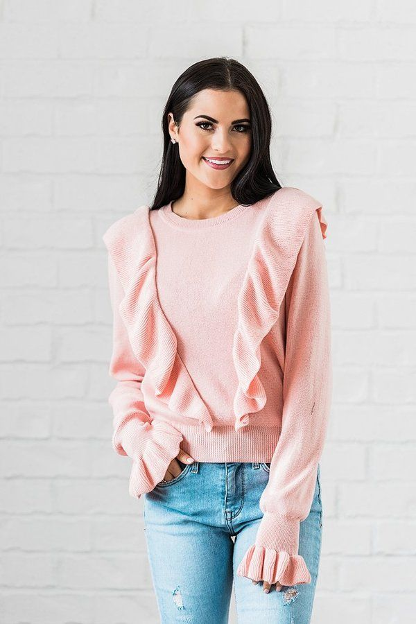 Rachel Parcell Pink Butterfly Top