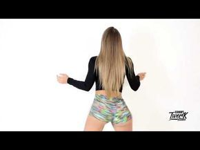 TWERK TUTORIAL / PASO BASICO #5 / BASIC STEP #5 - YouTube