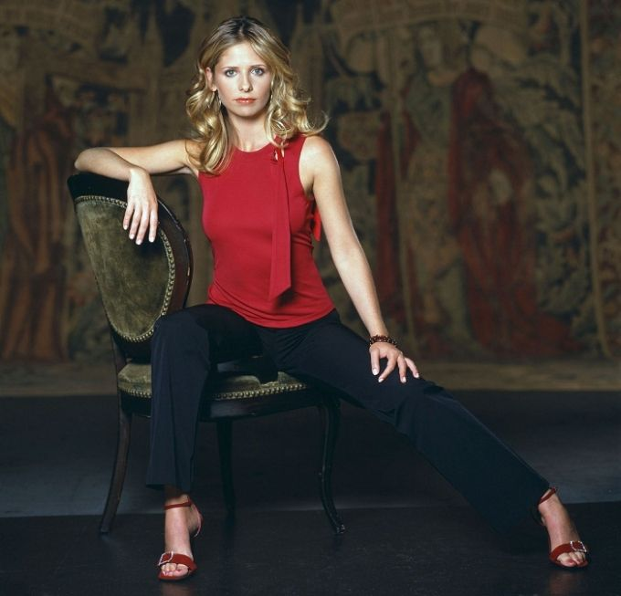 Sarah Michelle Gellar Buffy Season 5