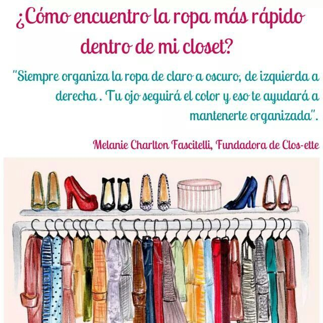 #ropa #closet #moda #glam #mandamientos