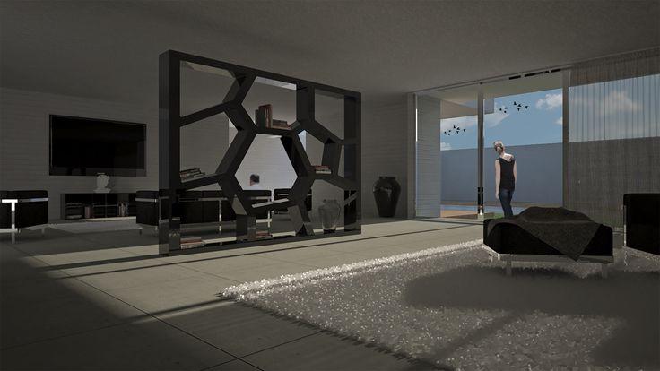 (Made with free #NoCrop app) #Rendering #interiordesign #livingroom #3dsmax #vray