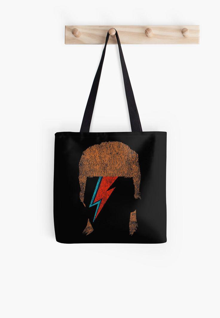 David Bowie Vintage Tees. damn art by LeylaTanlar