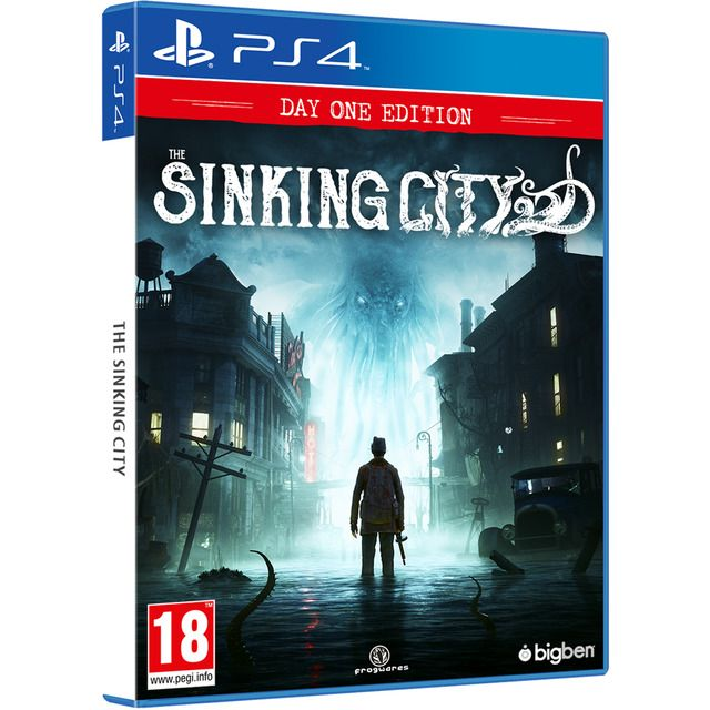 The Sinking City Ps4 En 2020 Videojuegos