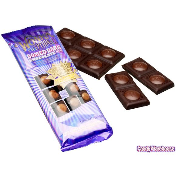 Just found Wonka Domed Double Decker Chocolate Bars: 12-Piece Box @CandyWarehouse, Thanks for the #CandyAssist!