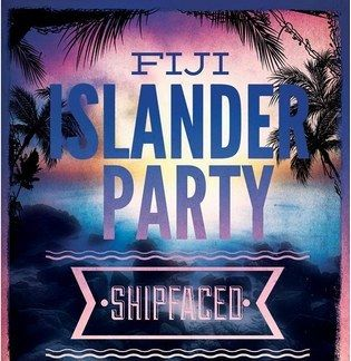 "Each year, Phi Gamma Delta at UCI hosts an annual party, ""FIJI ISLANDER"" 