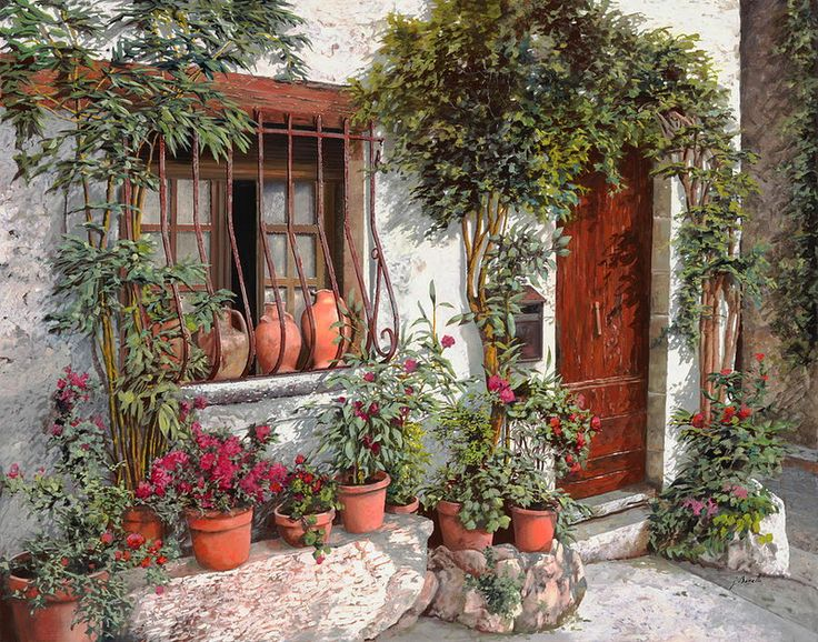 guido borelli paintings - Google Search