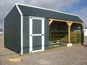 Build Horse Shelter | Horse Shelters and Storage sheds - $3900 (Washington Idaho) for Sale ...