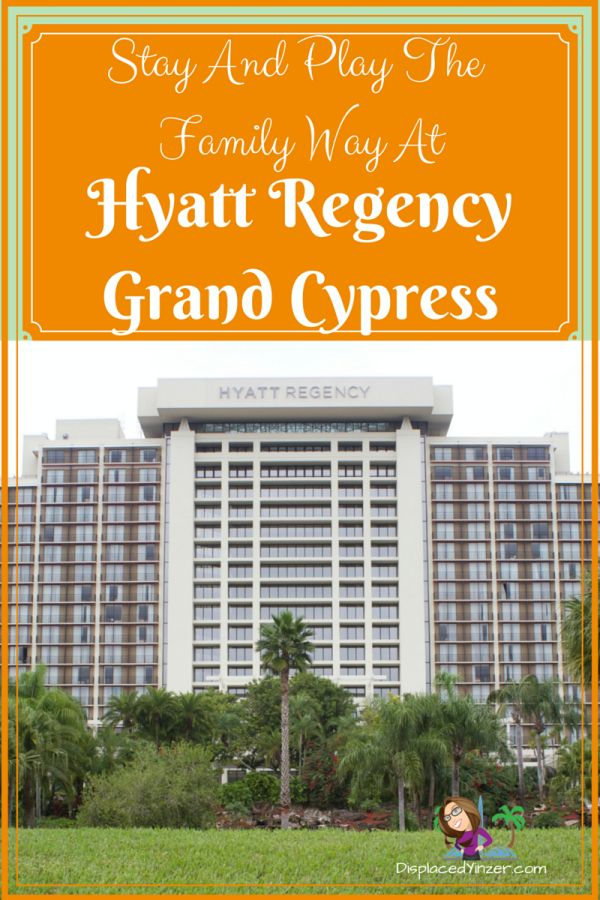 Stay And Play The Family Way At Hyatt Regency Grand Cypress in Central Florida 1 mile from Disney  - Displaced Yinzer