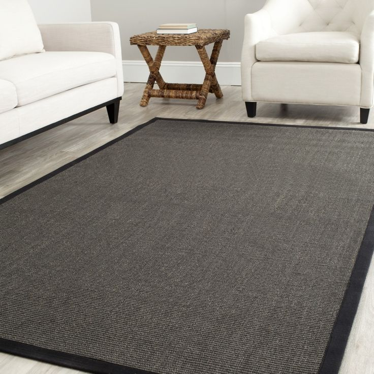 Add An Elegant Understated Touch To Your Home Or Office With This Beautiful Sisal Rug