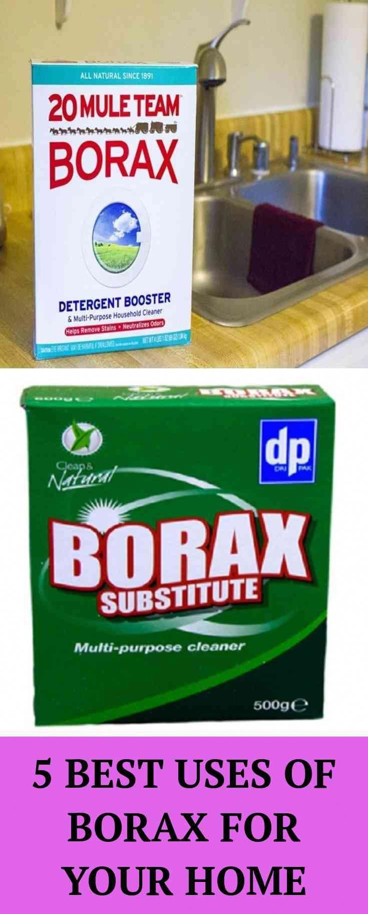Check Want To Know More About Borax This Is How Look Homeimprovement Borax Cleaning What Is Borax