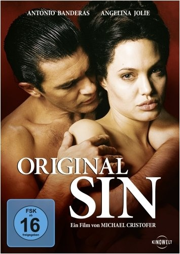 Original Sin  2001 France,USA        IMDB Rating  5,7 (26.023)    Darsteller:  Antonio Banderas,  Angelina Jolie,  Thomas Jane