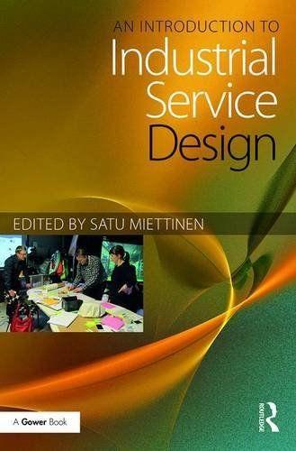 An Introduction to Industrial Service Design, http://www.amazon.com/dp/1472485777/ref=cm_sw_r_pi_awdm_x_IpccybDD9C85R