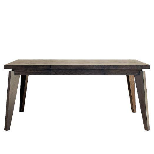 West Elm Angled Leg Expandable Table with Drop Leaf 649  : aa8f82b1326e9ce4644fd5776f4b1cb7 from www.pinterest.com size 523 x 523 jpeg 13kB