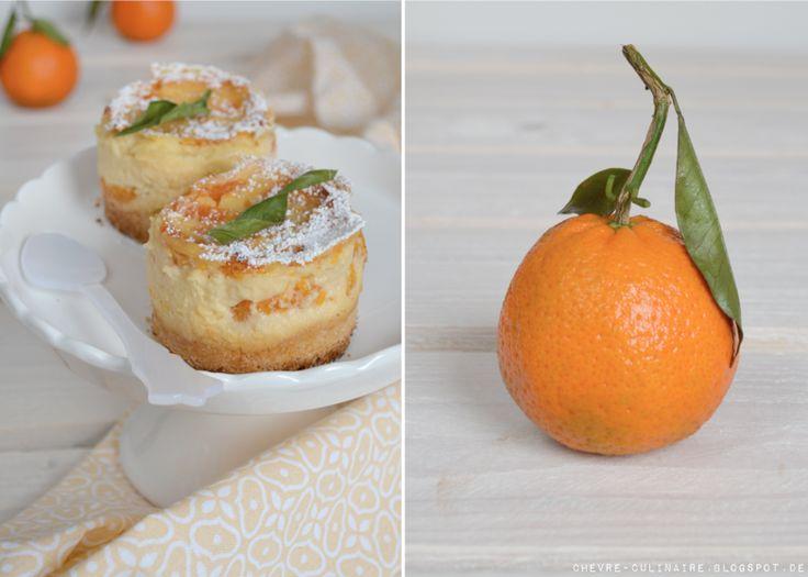 Chèvre culinaire: Tangerine Mini Cakes // Mandarinen Mini-Törtchen