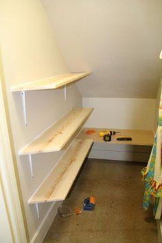 DIY My New Closet DIY Furniture