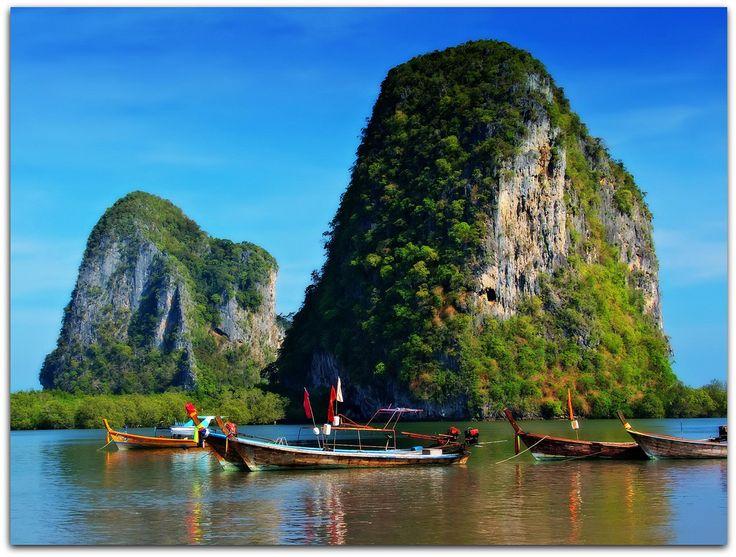 Beauty of the Andaman | Trang (Sikao), Thailand