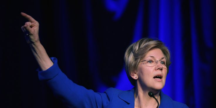 Elizabeth Warren Hammers The Endless Failures Of Wall Street Regulators