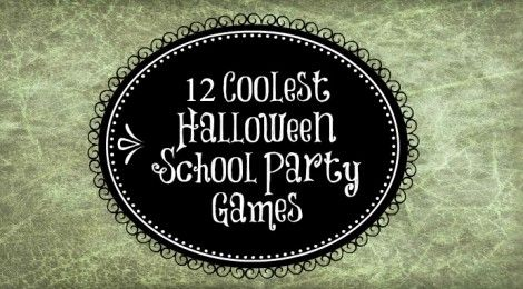 It's that time of year when parents are scrambling to put together a fun and easy school Halloween party for their kids. Here are 12 of the Coolest Halloween School Party Games that will keep everyone busy and having fun. Enjoy!