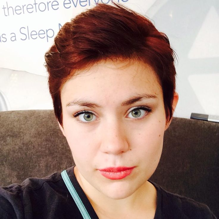 how to maintain a pixie cut