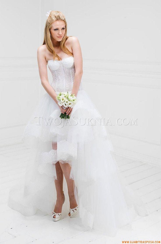 Abiti da Sposa Delsa D6608 Delsa Couture 2014