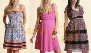 vestidos para embarazadas 1