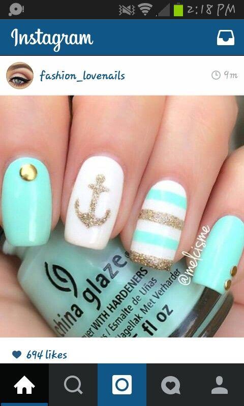 Love the anchor♥