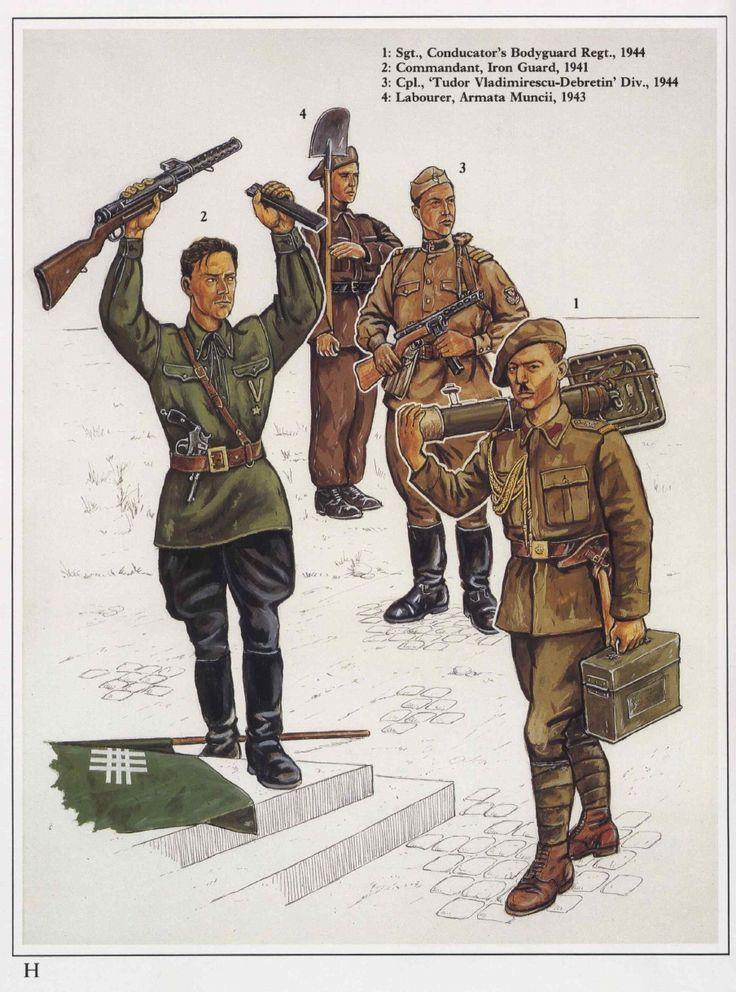 Army Romania