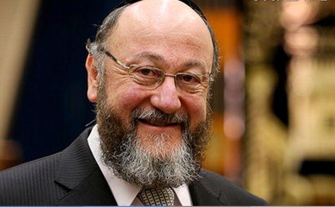 """""""Israel não vai mais existir se baixar suas armas"""", diz rabino-chefe"""