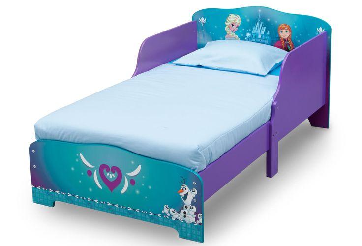 Cama Frozen de madera - Delta Children BB86918FZ, IndalChess.com Tienda de juguetes online y juegos de jardin