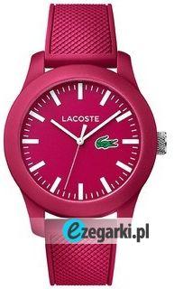 Tym razem piękny zegarek Lacoste z najnowszej kolekcji :)