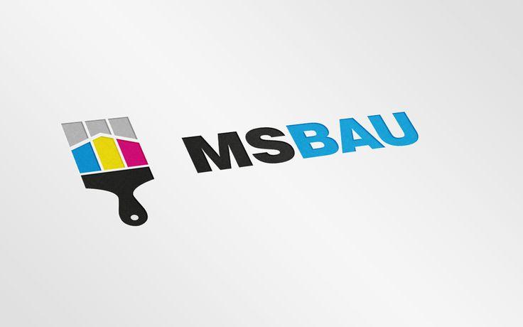 Projekt logo dla firmy remontowo-budowlanej