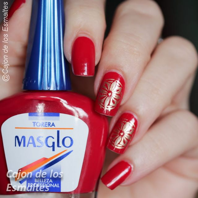 Esmaltes de uñas Masglo Torera