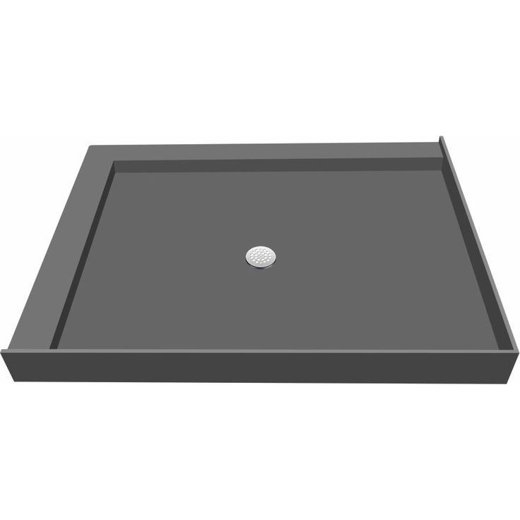 Tile Redi P3042CDR-PVC Universal Gray Shower Bases|eFaucets.com this is what I want! 30x42 tileable shower base