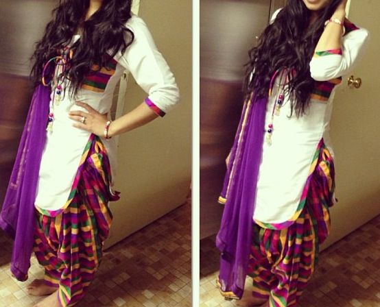 Beautiful punjabi suit ❤