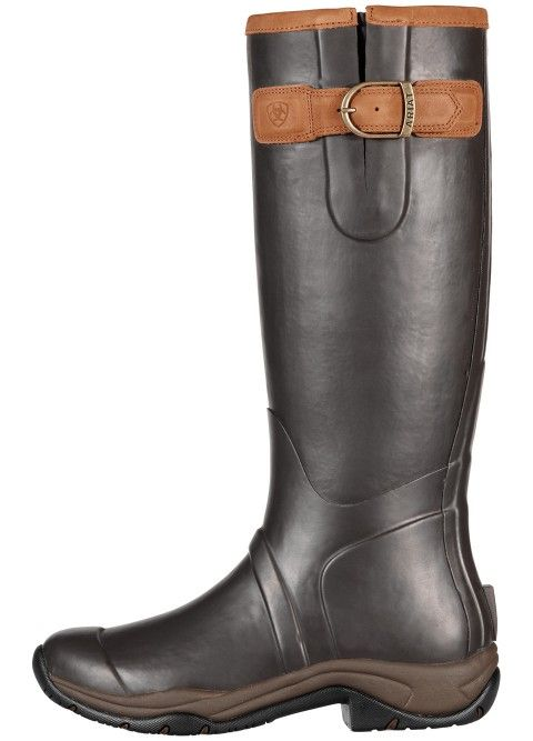 2e12a4a08509 Ariat Womens Storm Stopper Boots - Brown | Ariat Boots | Horse Riding Boots  | Pinterest | Brown Boots, Horse riding boots and Riding Boots