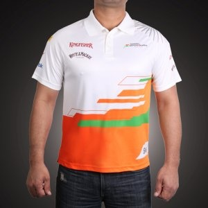 New Reebok Force India Formula One Jersey 2012 - for men
