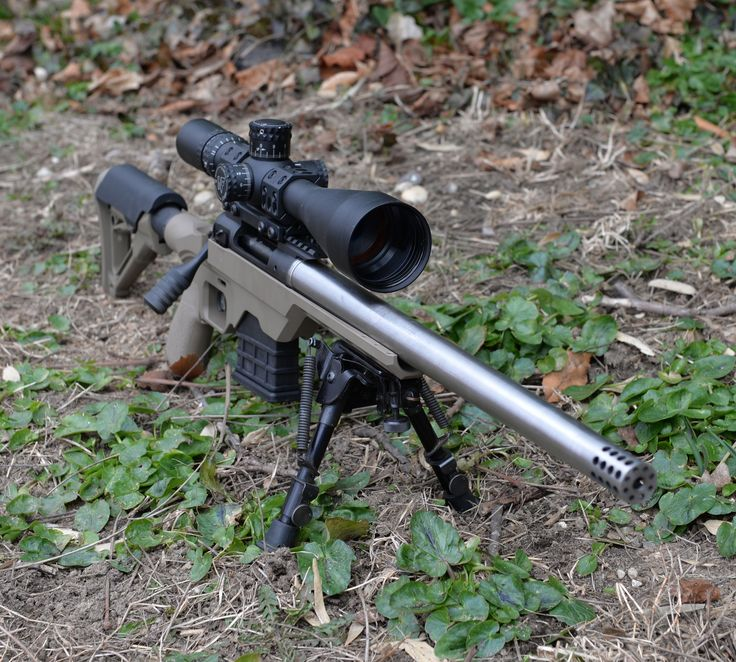 Building a custom Savage Model 10 in 6.5 Creedmoor | Rifleshooter.com
