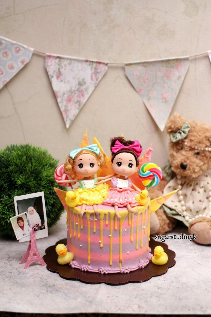 Cake by Yunita Arum Dewanti / Sugarstudioyk