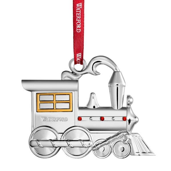 40 best baby gifts at silver superstore images on pinterest baby silver train engine christmas ornament by waterford personalized silver baby gifts at silver superstore negle Gallery