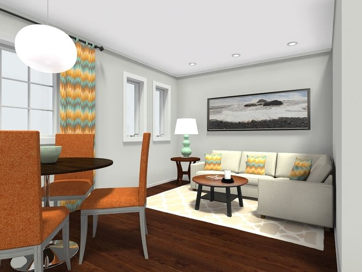 Small Living Rooms Roomsketcher Blog 8 Room Layout Tips Ideas Homedecor Decoratingideas Livingroomideas Interiordesign