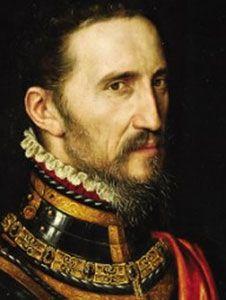 Fernando Alvárez de Toledo, por Antonio Moro.