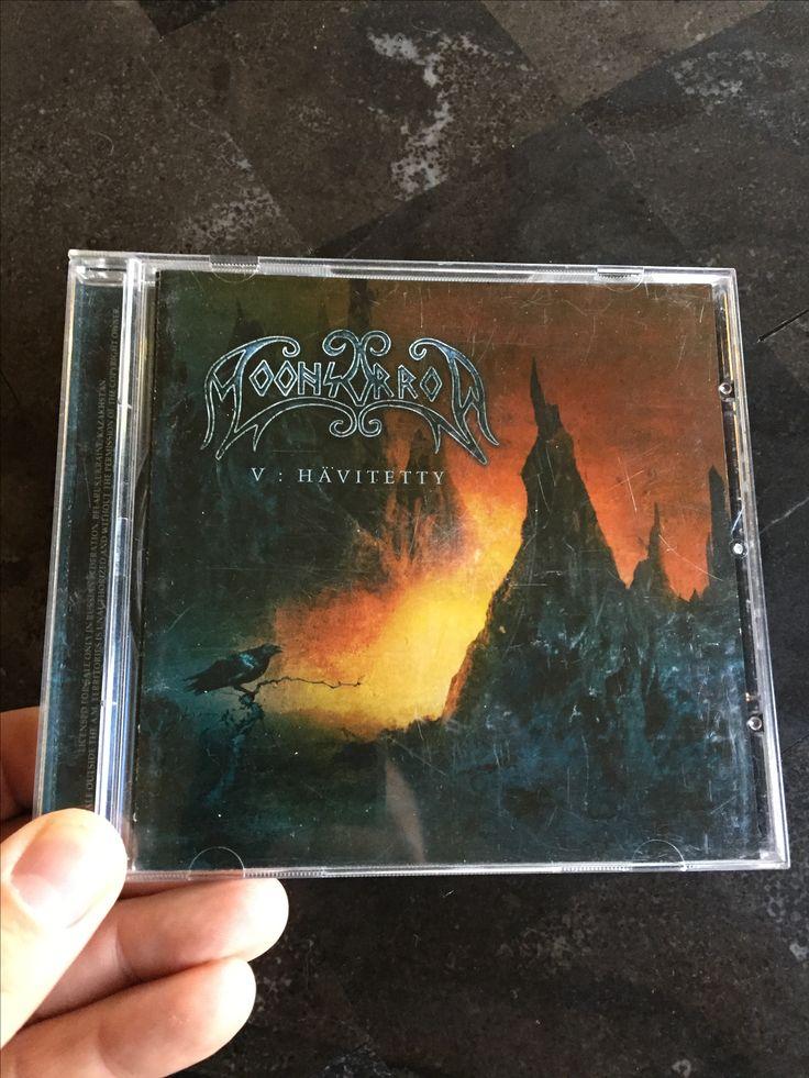 Moonsorrow - V: Hävitetty  Released by Spikefarms Records
