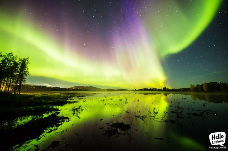 There are no words to describe the mesmerizing beauty that i saw last night, so I suggest you see it for yourself! smile emoticon  The Auroras were everywhere, so strong, that I was guessing in what direction to put my camera. Taken 8.9.2015 in Levi