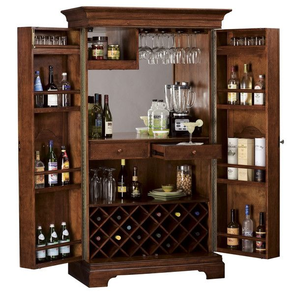 21 best Bar / Liquor Cabinets images on Pinterest | Home bars, Bar ...